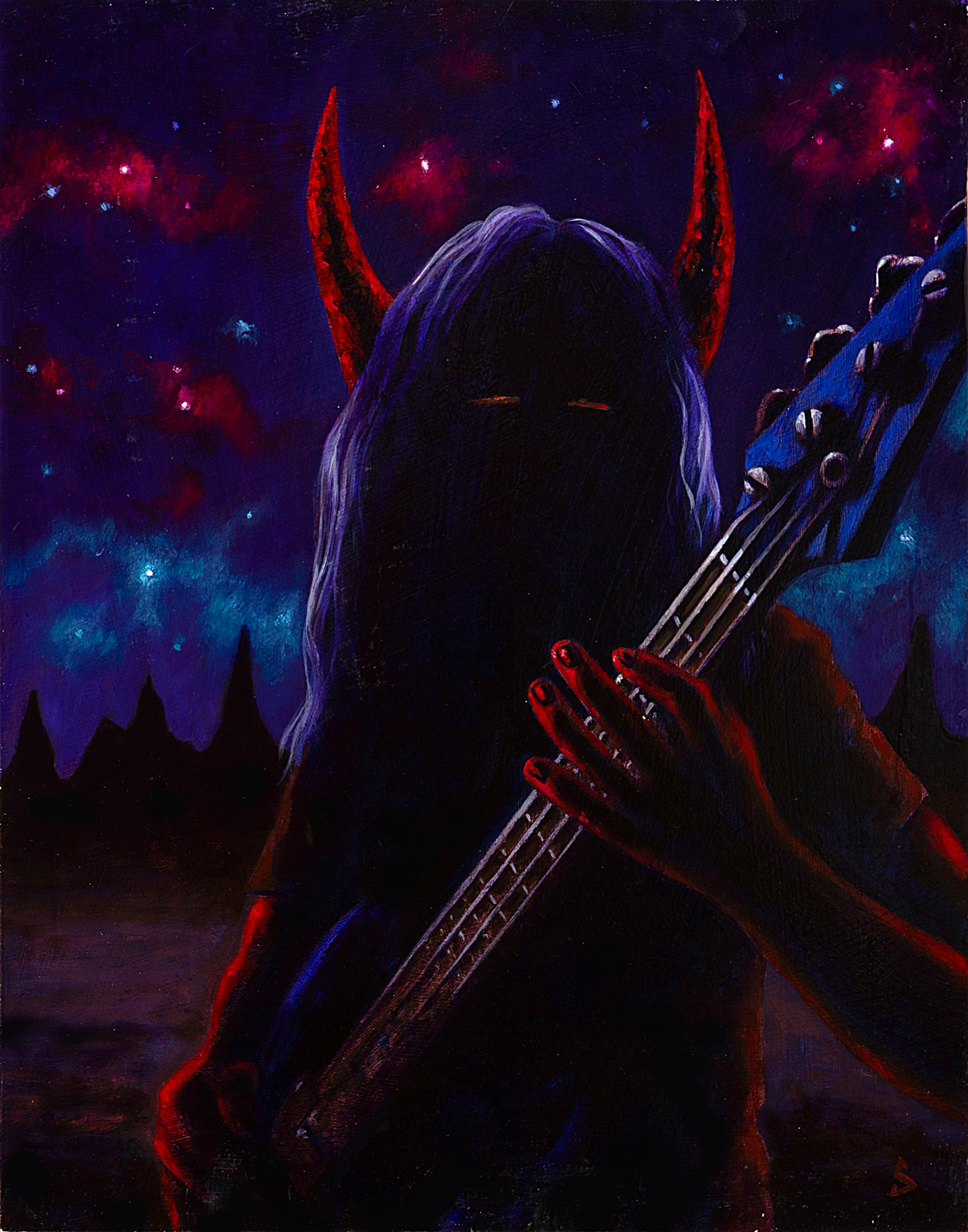 Bass Solo #2