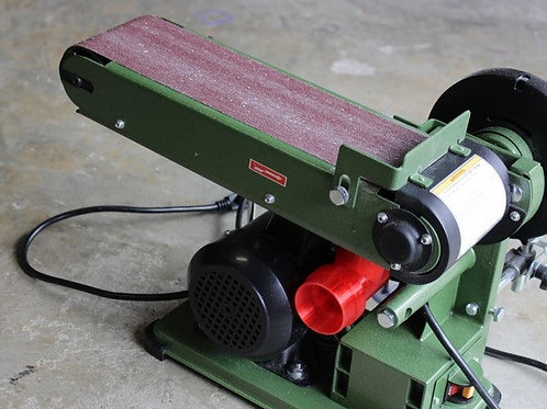 Vac Attachment Sawdust Collector for Central Machinery Belt & Disk Sander
