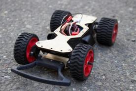RC Street Racing Car V1