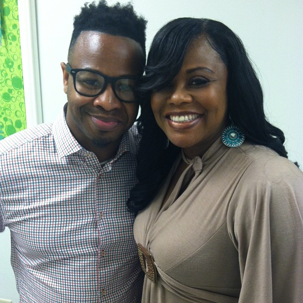 Dwayne Woods and Marlo