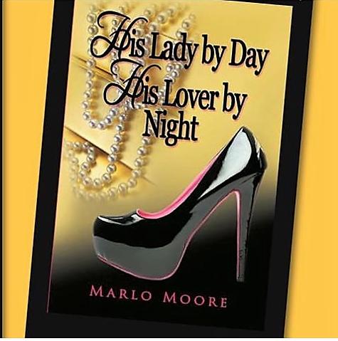 Single cover Marlo Book Cover
