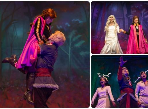Teatro Infantil -  Adaptação de Frozen neste domingo em Campo Grande