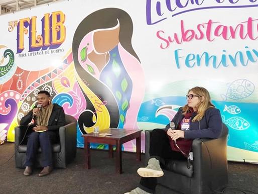FLIB 2019 – Debates sobre literatura feminina mostram a força de um processo pleno