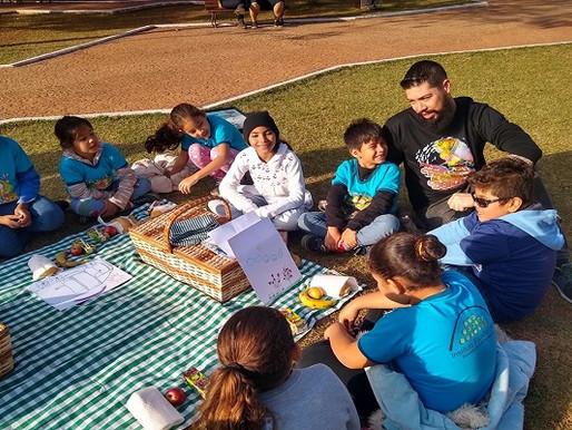 Educação – Festival de Inverno integra as artes no aprendizado das crianças