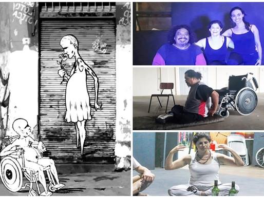 """Teatro -  """"Bufões"""" fala das mazelas da sociedade pelo grotesco, sarcasmo e ironia"""