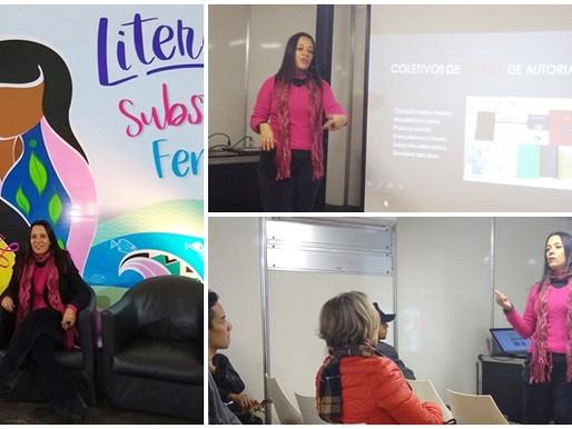 FLIB 2019 – Palestra sobre Coletivo de Mulheres Escritoras é destaque em Bonito!