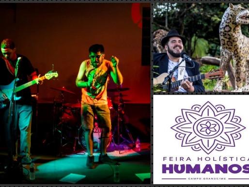 Evento – Feira Holística  Humanos aberta nesta sexta com atrações culturais