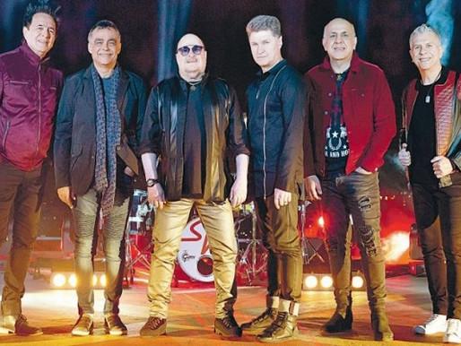 Show – Campo Grande e Dourados recebem neste mês Roupa Nova