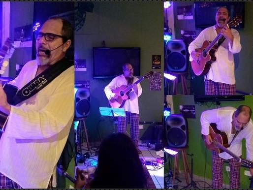 Crítica – Antonio Porto mostra sua genialidade musical em belo show!