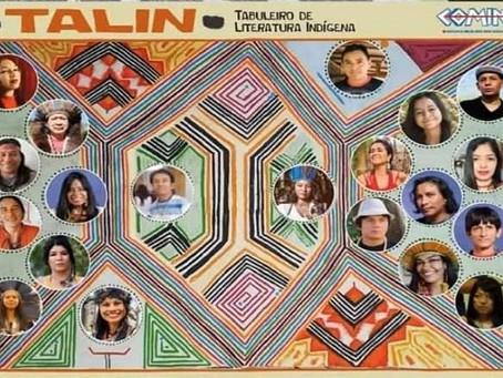 Projeto Talin – Tabuleiro de Literatura Indígena tem escritora de MS