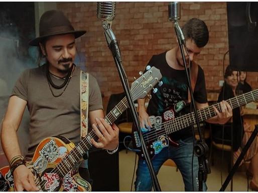 Evento – Sábado de blues, rock e música latina no Trem Mineiro!