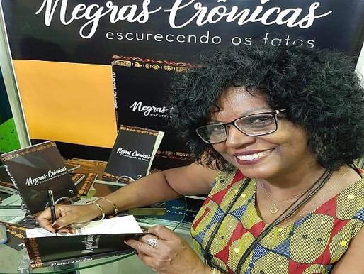 """Livro – Sandra Menezes está na coletânea """"Negras Crônicas"""""""
