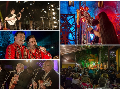 Crítica – Festival da Polca e Guarânia é sucesso de público com música de qualidade!
