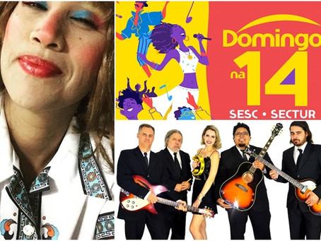"""Cultura - """"Domingo na 14"""" tem Beatles Maníacos e muita arte"""