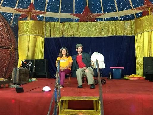 Arte - Top Circo fará dois espetáculos para estudantes nesta terça-feira