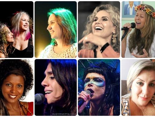 Exposição – Mulheres Cantoras do MS homenageadas nesta sexta
