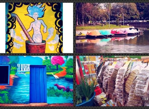 Cultura – Campanha #Fronteirapora quer mudar imagem de Ponta Porã