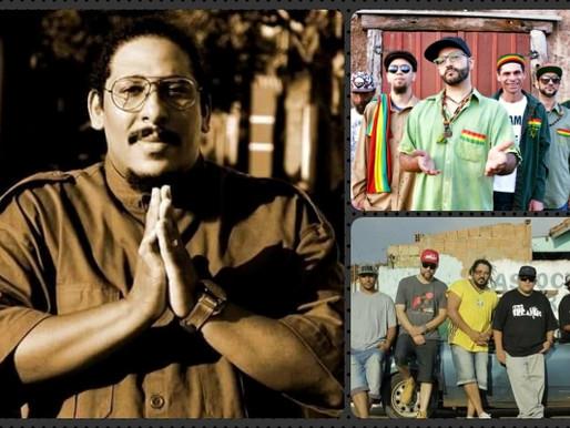 Shows – Projeto Vertentes deste domingo tem rap e reggae