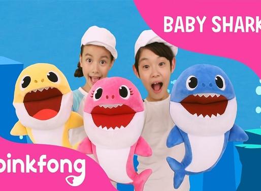Show – Baby Shark neste domingo, dia 13 no Palácio Popular