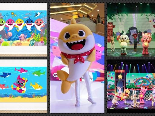 Show – Espetáculo Baby Shark será apresentado dia 13 no Palácio Popular