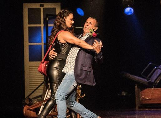 Teatro - Viviane Araújo e Eri Johnson dia 9 no Palácio