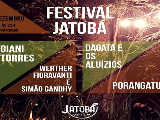 Dourados - Festival Jatobá promove união musical no dia 8