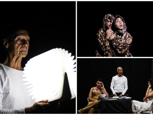 Artes Cênicas - Jair Damasceno estreia nesta quinta e inova com espetáculo