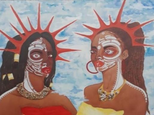 Artes Visuais – Mostra Kuumba será aberta nesta quinta-feira