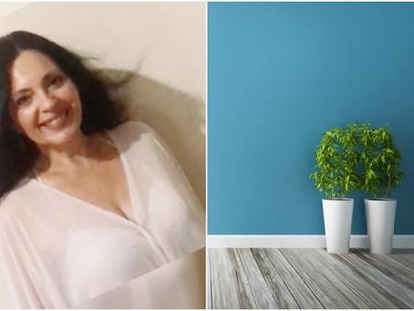 """Poesia - """"Azulado o sono ri"""", por Mirian Camacho"""