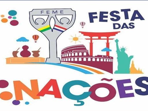 Cultura - Festa das Nações 2019 tem início no dia 17 em Ponta Porã