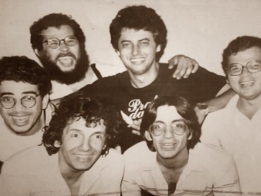 Música - Grupo Acaba e os 40 anos da vitória no I FESSUL com Kananciuê