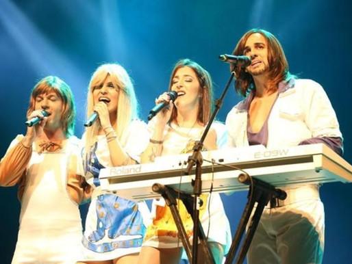 Show – ABBA The History será apresentado no dia 11 de maio no Palácio