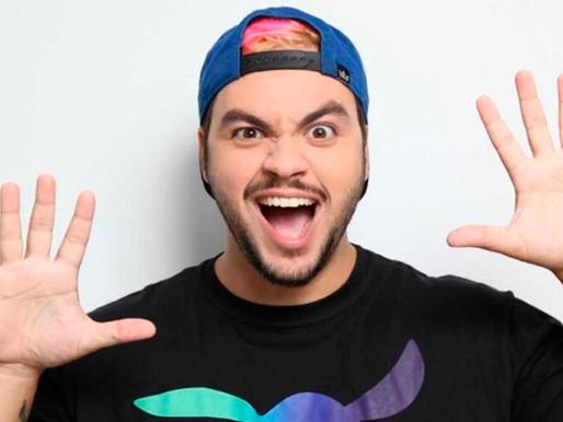 Show – Youtuber Luccas Neto se apresenta neste sábado no Ginásio Dom Bosco