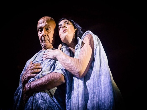 """Teatro – Sucesso de público, """"Ensaio Sobre a Lua"""" encerra temporada!"""