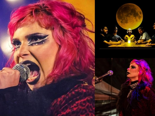 Rock – Izabelê Sovernigo e banda nesta sexta em Bonito