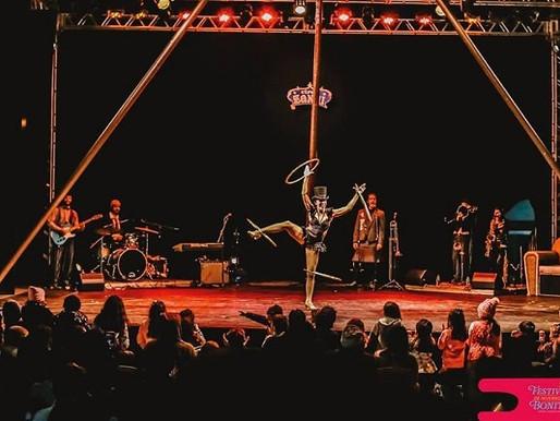 Crítica – Circo Zanni manteve arte circense no Festival de Inverno!