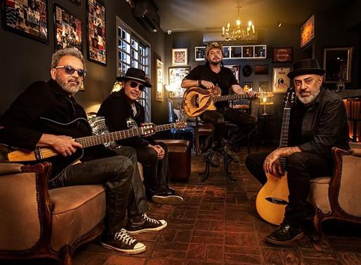 Folk4 – Jerry. Rodrigo, Guga e Sater neste sábado na Morada
