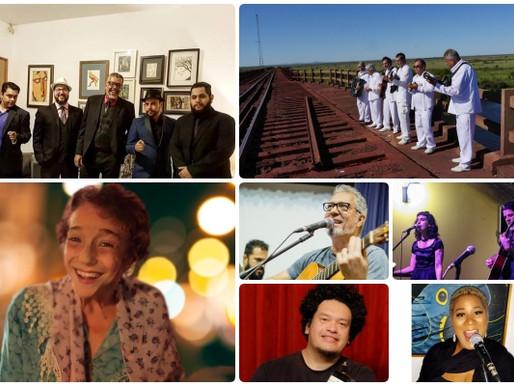 Som – Domingo com várias atrações musicais em Campo Grande