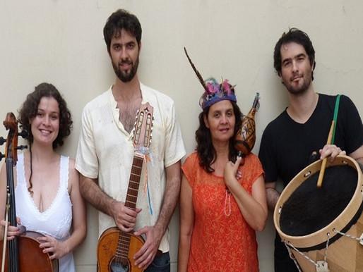 Artista – Sul-mato-grossense Dami Baz participa do Festival de Música Latina no Peru