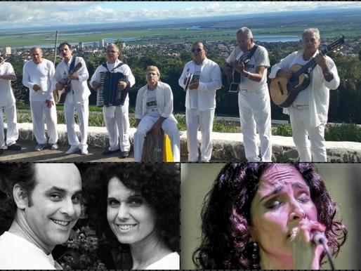 Vertentes – Melissa, Maria Claudia, Marcos Mendes e  Acaba domingo