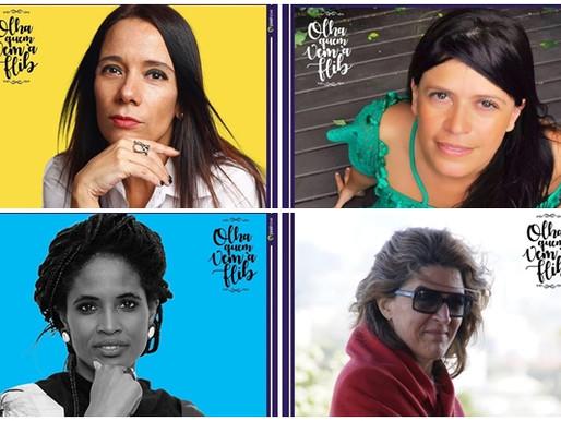 Literatura – Mulheres invadem a FLIB 2019 com suas falas e letras em Bonito