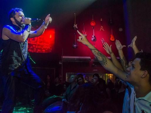"""Show – Metal da """"Misbehaviour"""" neste sábado no Blues Bar"""