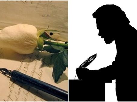 "Poesia - "" O Poeta"", por Gerson Marques Camargo"