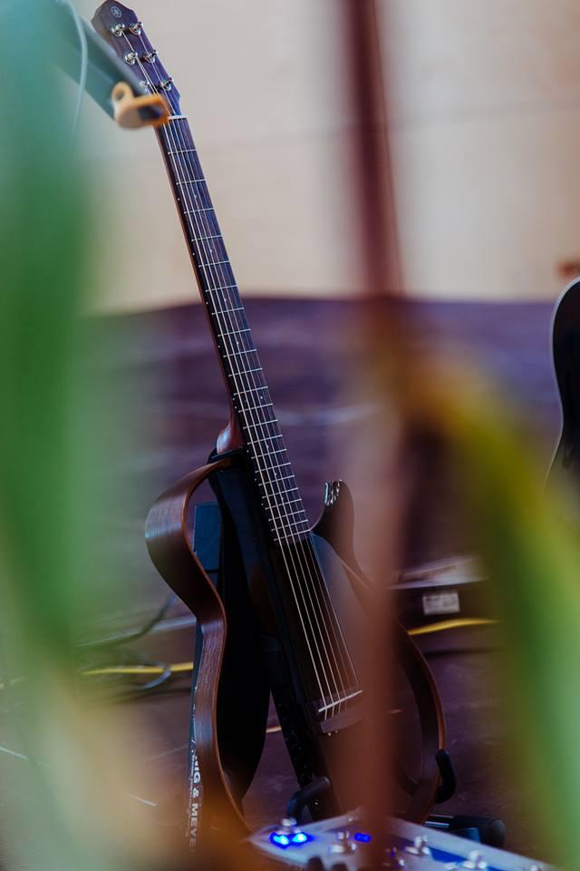 Werner's Gitarre