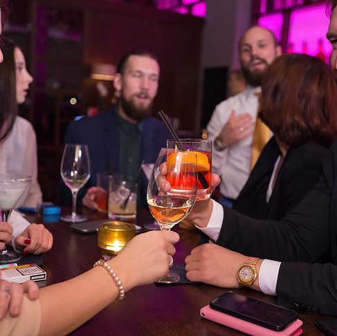 """The Best Advice I Ever Received at a Networking Event: """"Just Step Off"""""""