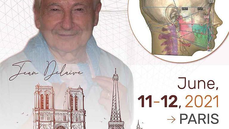 2021 Jean Delaire Congress Paris