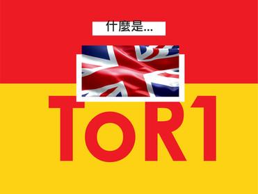 什麼是ToR1?