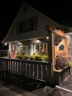 restaurant - night