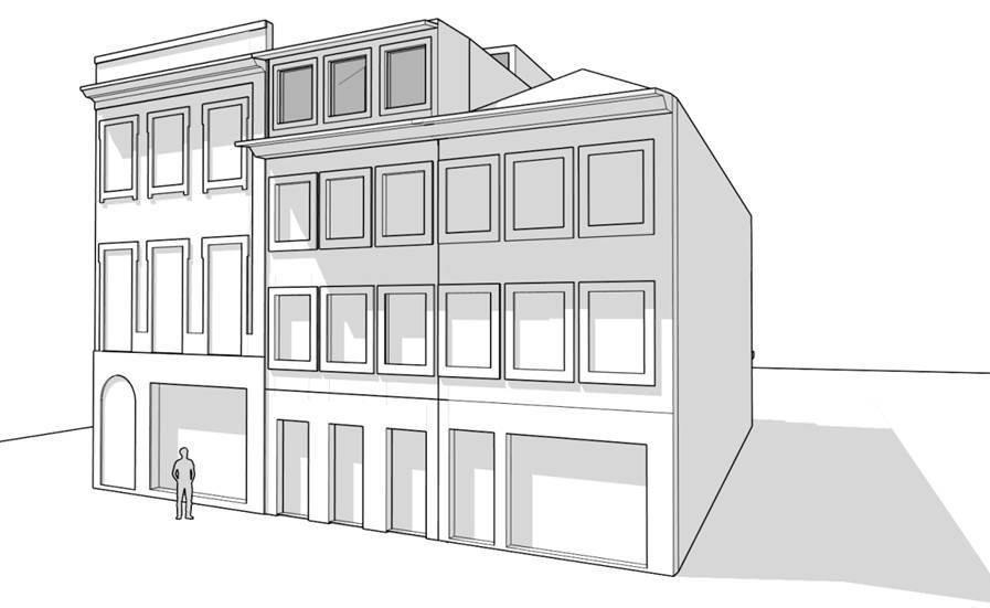 project front 3d