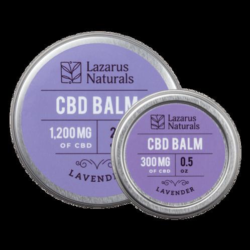 300 mg CBD Lavender balm 0.5oz